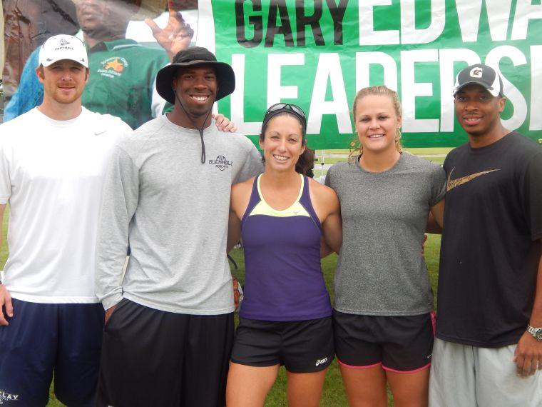 2013 Gary Edwards Skills and Drills Sports Camp a Success